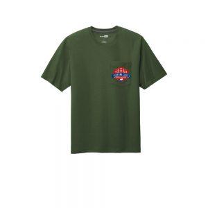 Men Short Sleeve Tee Shirt – CornerStone CS430