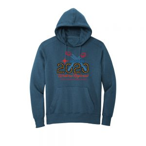 Men Fleece Hoodie – District