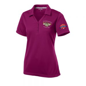Ladies PosiCharge® Micro-Mesh Polo – Sport-Tek® 680