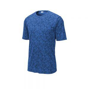 Men Digi Camo Tee-shirt – Sport-Tek ST460