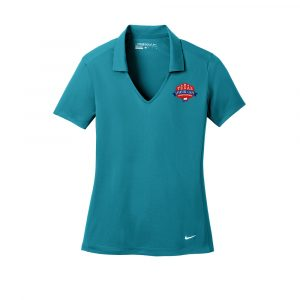 TSCA Nike Ladies Dri-FIT Vertical Mesh Polo