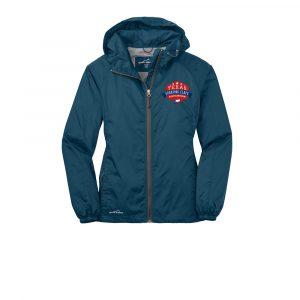TSCA Eddie Bauer® Women- Packable Wind Jacket