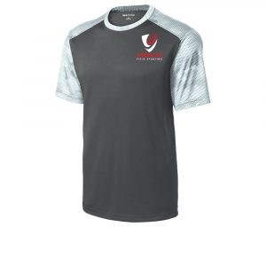 AFS Men CamoHex Colorblock Tee