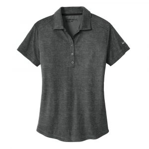 AZ-Nike Women Dri-FIT Crosshatch Polo