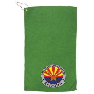 AZ1-Microfiber Golf Towel