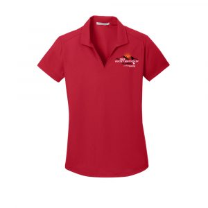 RMC-Port Authority® Ladies Dry Zone® Grid Polo