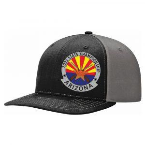AZ1-Richardson Trucker Twill Style No Mesh Back