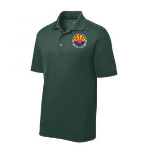 AZ1-Sport-Tek® Men PosiCharge® RacerMesh® Polo