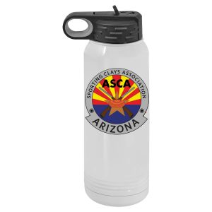 AZ-30 oz. White Polar Camel Water Bottle