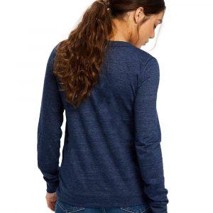 SC-US Blanks Women Long-Sleeve Cardigan