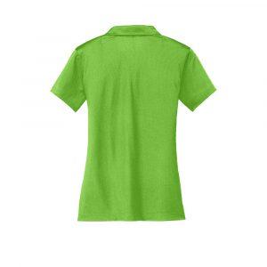 TenSCA-Nike Ladies Dri-FIT Vertical Mesh Polo