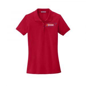 TenSCA-Women Port Authority® EZCotton™ Polo