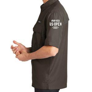 USOpen-Eddie Bauer® – Short Sleeve Performance Fishing Shirt