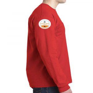 SCR-Bayside Adult Long Sleeve Pocket T-Shirt