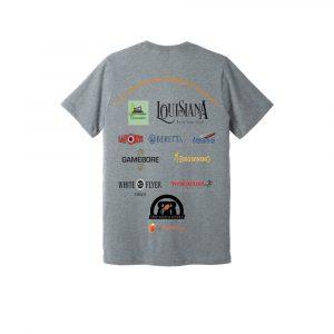 SCR-Bella + Canvas Unisex T-Shirt (Back Printed)