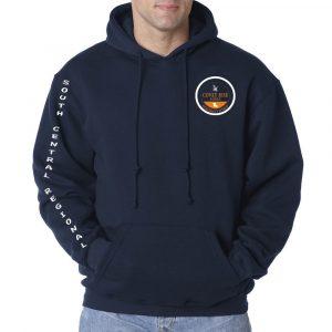 SCR-Bayside Adult Pullover Hooded Sweatshirt
