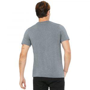 SCR1-Bella + Canvas Unisex T-Shirt (No Back Printed)
