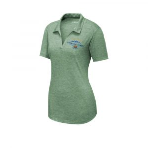 GSC-Women Sport-Tek ® PosiCharge ® Tri-Blend Wicking Polo