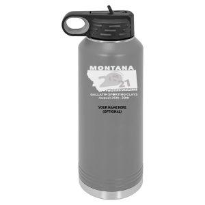 MWC-40 oz. Grey Polar Camel Water Bottle