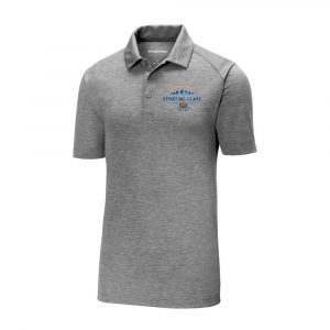 GSC-Men Sport-Tek ® PosiCharge ® Tri-Blend Wicking Polo