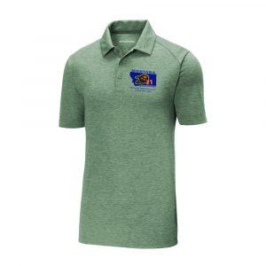 MWC-Men Sport-Tek ® PosiCharge ® Tri-Blend Wicking Polo