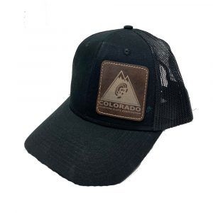 CoCSA-Port Authority Cap with patch