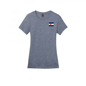 COSCA-District Women's Perfect Weight Tee