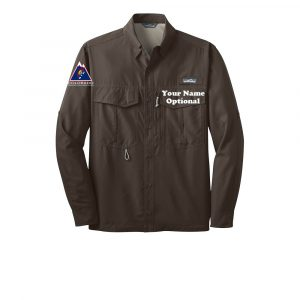 CoSCA-Eddie Bauer Long Sleeve Fishing Shirt