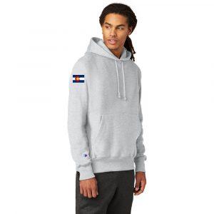 CoSCA-Champion ® Reverse Weave ® Hooded Sweatshirt